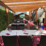 profiter d'un restaurant terrasse